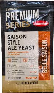 Danstar Belle Saison Yeast 11 g