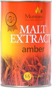 Muntons Malt Extract Amber 1.5 kg
