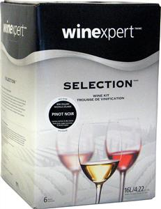 Selection New Zealand Pinot Noir Wines Kit 30 bottle