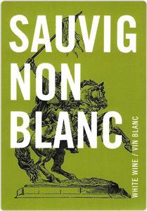 Unbranded Labels Self Adhesive Sauvignon Blanc (30s)