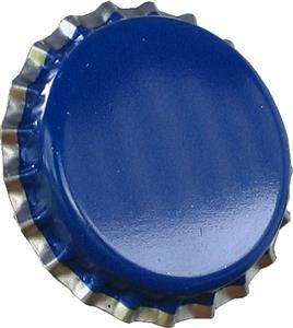 Crown Caps Blue Crown Caps (45s)