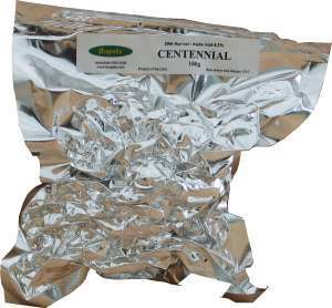 Brupaks Vacuum Packed Hops Centennial (USA) 100 g