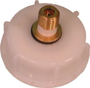 Primera 2 ins Cap with pin valve