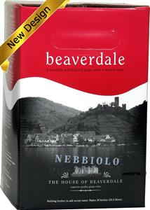 Beaverdale Nebbiolo (formerly Barolla and Barolo) Wines Kit 30 bottle