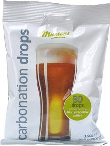 Muntons Carbonation Drops 80 drops