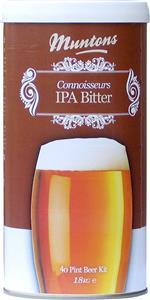 Muntons Connoisseurs IPA Bitter Beer Kit 1.8 kg