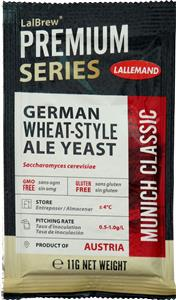 Lalbrew Wheat Beer Yeast Munich Classic 11 g