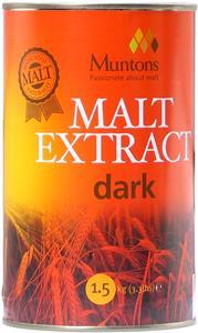 Muntons Malt Extract Dark 1.5 kg