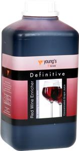 Youngs Definitive Red Grape Concentrate (900 g) 900 g