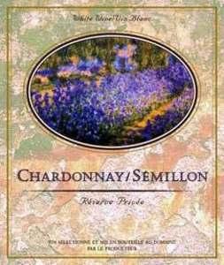 Selection Labels Gummed Chardonnay / Semillon (30s)