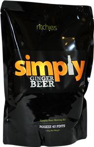 Simply Ginger Beer Beer Kit