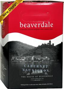 Beaverdale Cabernet Sauvignon Wines Kit 30 bottle