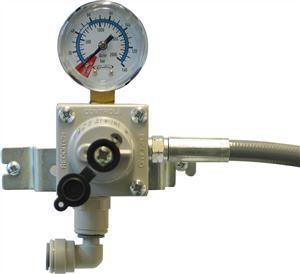 Beer Line Regulator (Primary) Wall Mount