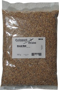 Goldsword Grains Biscuit Malt 500 g