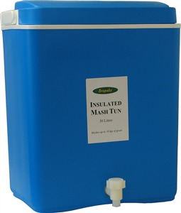 Brupaks Insulated Mash Tun 30 Litres