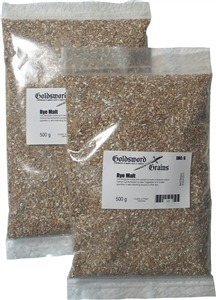 Goldsword Grains Rye Malt 1 kg