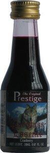 Prestige Wolfpaw (cranberry liqueur)