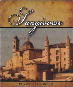 Unbranded Labels Self Adhesive Sangiovese (30s)