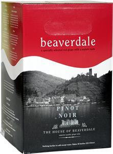 Beaverdale Pinot Noir Wines Kit 30 bottle