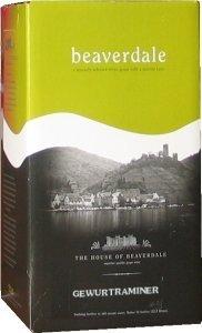 Beaverdale Gewurztraminer Wines Kit 30 bottle