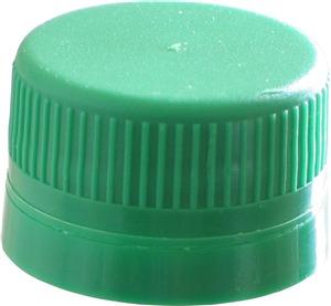Woodshield Green Cap to fit 1 litre PET Bottle (12s)