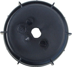 Barrel Spares 4 ins Drilled Cap (no valve)