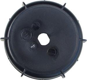 Barrel Spares 4 ins Drilled Cap (no valve)